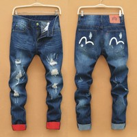 Online Shopping India Men Biker Sport Denim Push Up Jeans With Pu Label