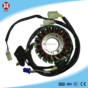 Chinese factory price, high quality motorcycle spare parts magneto stator coil for BAJAJ 180 205 Tricycle