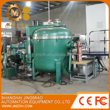 Factory direct sell low price 100kg induction melting furnace