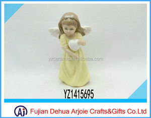 new porcelain angel girl series decoration gifts