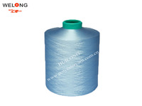 Dope dyed color Polyester DTY Yarn for Embroidery Thread