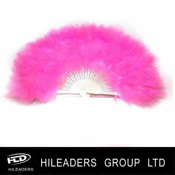BN108 feather fans cheap for carnival costume wholesale