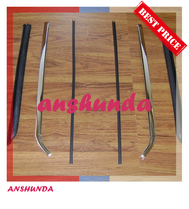 Exterior Accessories High quality chrome Car door strip
