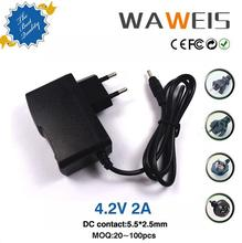 Hotsale stock ac dc 12v 1a 2a minix neo x7 power adapter