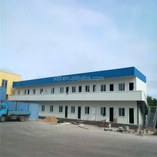 manufacture and install lightweight steel structure prefabricated house