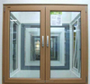 high quality good export package bronze anodized aluminum windows