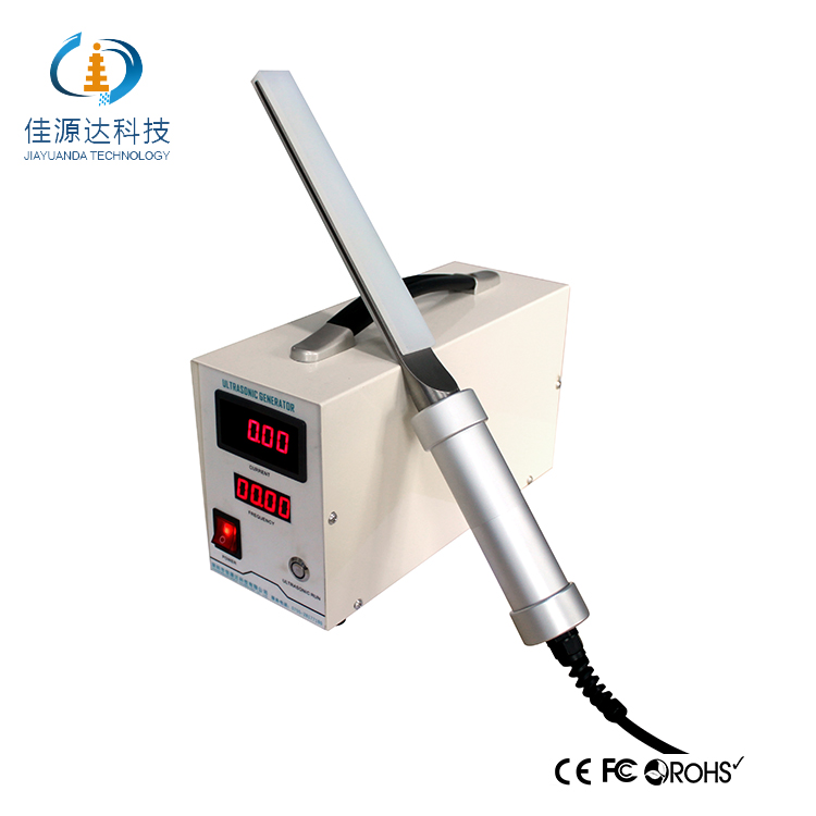 China professional supplier 28Khz handheld ultrasonic food cutting for bread/cake/sandwich/nougat