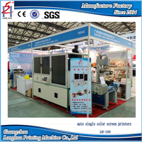 New Product Multifunction Bottles Automatic Silk Screen Printing Machine for Plastic Cup