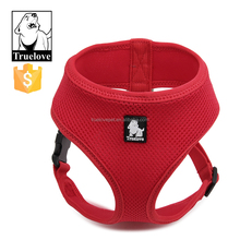Truelove breathable lovable dog leash harness dog