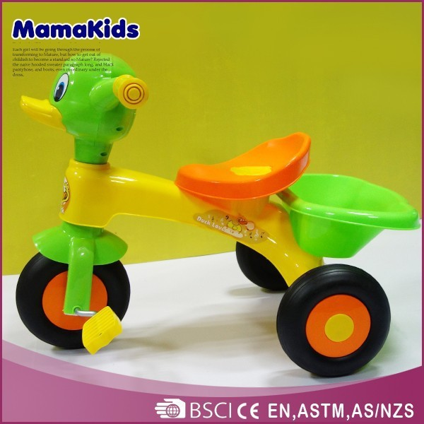 Wholesale Plastic children tricycle / tricycle for children / children tricycle for twins