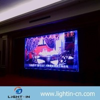 magic high quality ali led display full xxx vedio/p6mm x in Shenzhen
