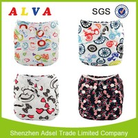 Alva New arrival high quality China Baby Cloth Diapers Products Suppliers in China