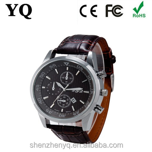 2016 Newest stainless steel Man Watch, Watch Manufacturer in China, All Kinds automatic /quartz /gift watches
