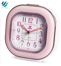 Fashion World Time Table Clock Desk Top Clock Table Clock