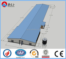 Light C section steel Poultry Farm/Poultry House/Livestock/Chicken House