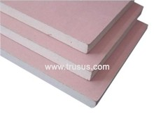 Waterproof Fire Resistant Drywall Gypsum Boards For False Wall