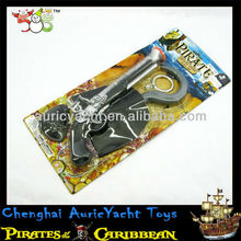 plastic small toy pirate ship,pirate toy for boys,pirate weapon toy ZH0903545