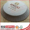 2015 HOT Selling disposable hot coffee cups lids direct factory