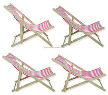 Factory Directly Provide Chair Reclining Deck Chair