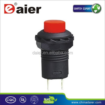 DS-228 ON-OFF 12.5mm push switch button