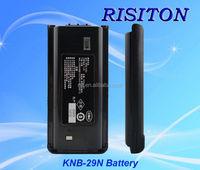 KNB-29N replace battery TK3207 walkie talkie battery for KENWOOD