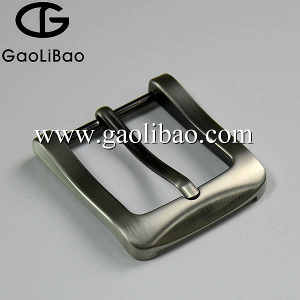 Newly designed 35mm single pin buckles prong buckles for belt ZK-350673