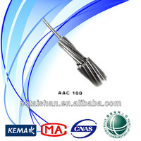 AAC cable for overhead power transmission