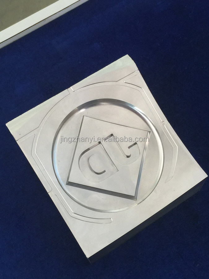 Carved aluminum <strong>mold</strong>, Carved aluminum products, High precision aluminum mould processing