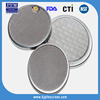 304 Stainless Steel Dutch Weave Type Filter Mesh Disc