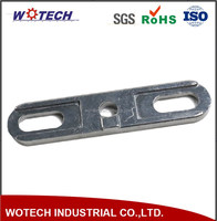 Die casting top cover for auto parts