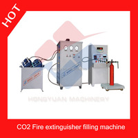 Automatic Carbon Dioxide Fire Extinguisher Filling