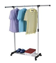 Extendable Clothes Hanger, Hanger for Clothes, Drying Rack