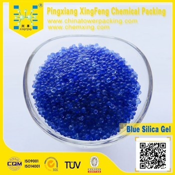 Mositure Indicator Blue Silica Gel