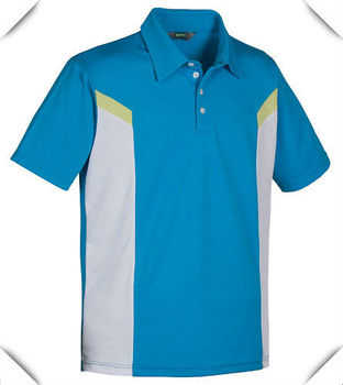 Dry Wicking UV Coated High quality Golf Shirts - Cooperate - OEM Customized for your brand name