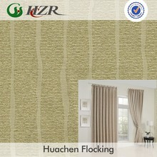 Plain strip jacquard woven blackout fabric for blackout curtain