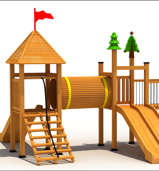 Child Plan Set Kid Sale Used Backyard Wooden Outdoor Playground Equipment