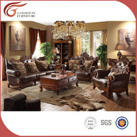 classic style popular high quality fabric sofa