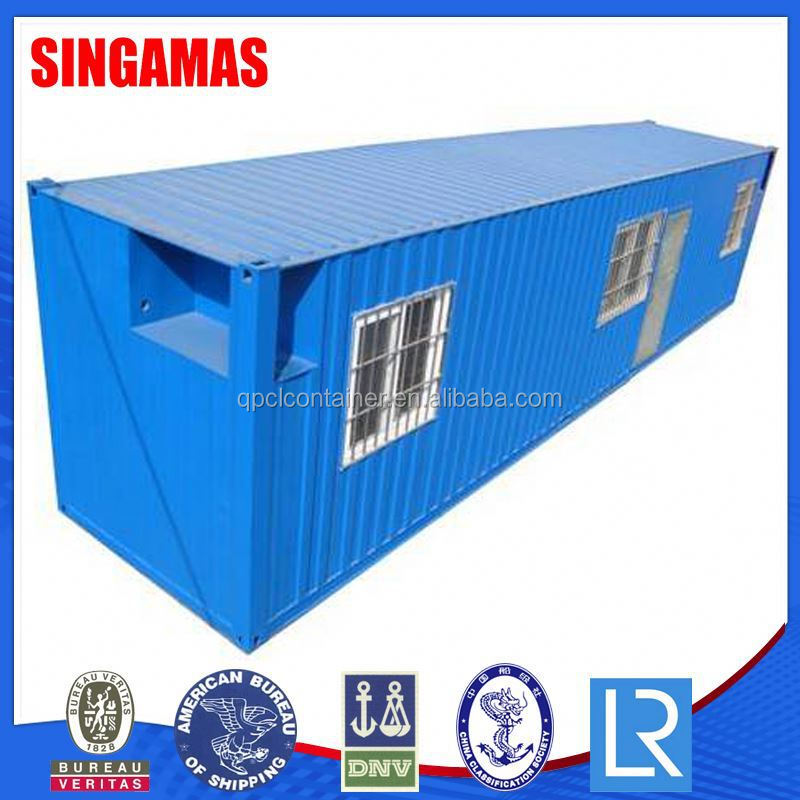 Made In Qingdao Build Containers House