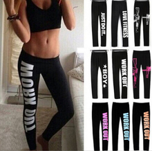 Sexy Slim Fit Compression Sports Pants Wholesale Women Yoga Pants