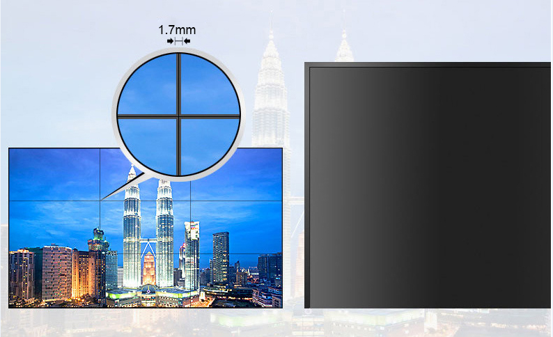 1.7mm gap lcd video wall.jpg