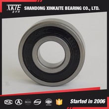 high performance 6305 2RS/2RZ deep groove ball Bearing with Durable Iron Cage from shandong manufacturer