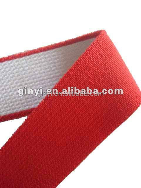 Wide colored elastic Bands Woven