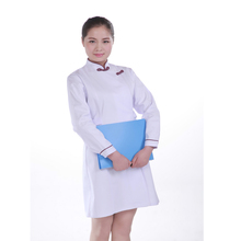 Hospital Workwear Uniform/Clinic Nursing Uniforms Wholesale/High Qualitychinese collar nursing uniforms