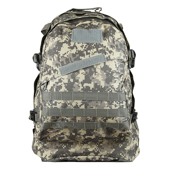 MOLLE CAMPING HIKING ARMY DIGITAL CAMOUFLAGE MILITARY TACTICAL BACKPACK