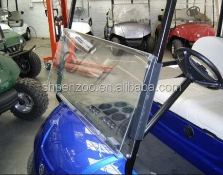 Acrylic Windshield For Golf carts UTV windshield Superior Quality Windshield