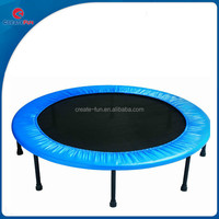 CreateFun Mini Trampoline Fitness Exercise Bouncer Round Workout Indoor/Outdoor NEW