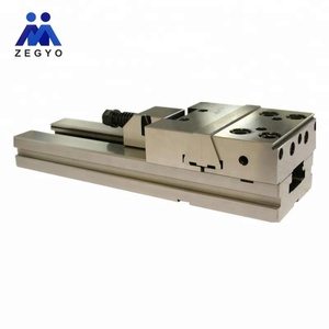 type GT 120 modular vises precision vise for cnc machine