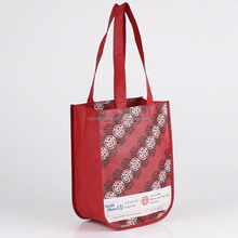 Hot sale cheap price handle style non-woven fabric cloth tote bag for promotion