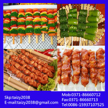 wear string machine / bbq skewer machine / doner kebab meat
