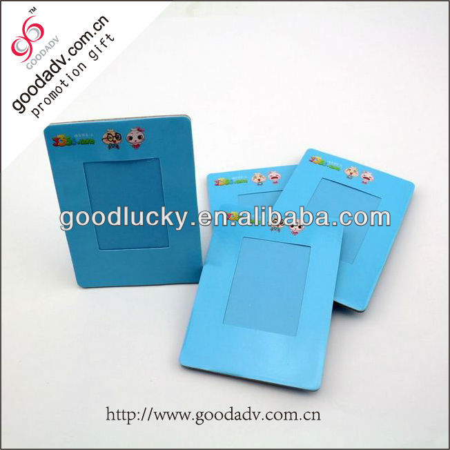 Simple portable Cartoon stand paper photo frame
